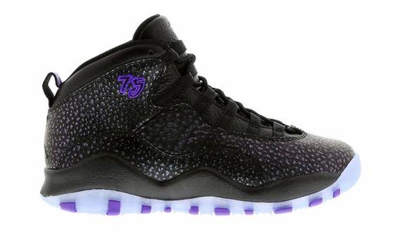 "Air Jordan 10 ""Paris"" - EU Kicks: Sneaker Magazine"