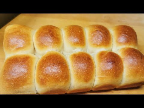 Condensed Milk Dinner Rolls Mama S Bread Proud Norskpinay Youtube