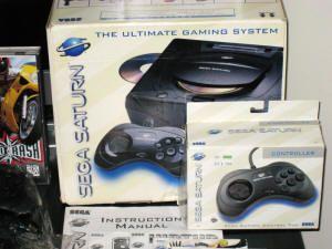 Sega Saturn | Video Game Console Library
