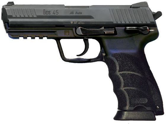 Heckler and Koch HK 45 - Definite wish list