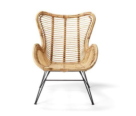Rattansessel Mit Fusshocker Online Bestellen Bei Tchibo 348824 Wicker Chair Decor Chair