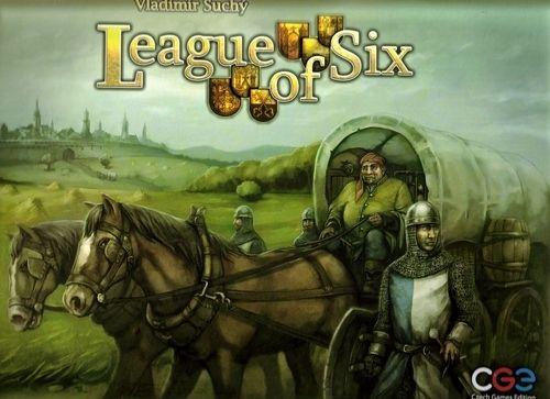 League of Six | Image | BoardGameGeek