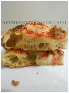 Apprendisti Pasticcioni: Pizza in teglia
