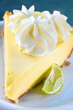 How to make Key Lime Pie, Key West style...THE ONE AND ONLY ! THE SECRET IS :   In the key limes