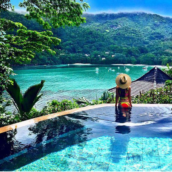 Seychelles islands.: