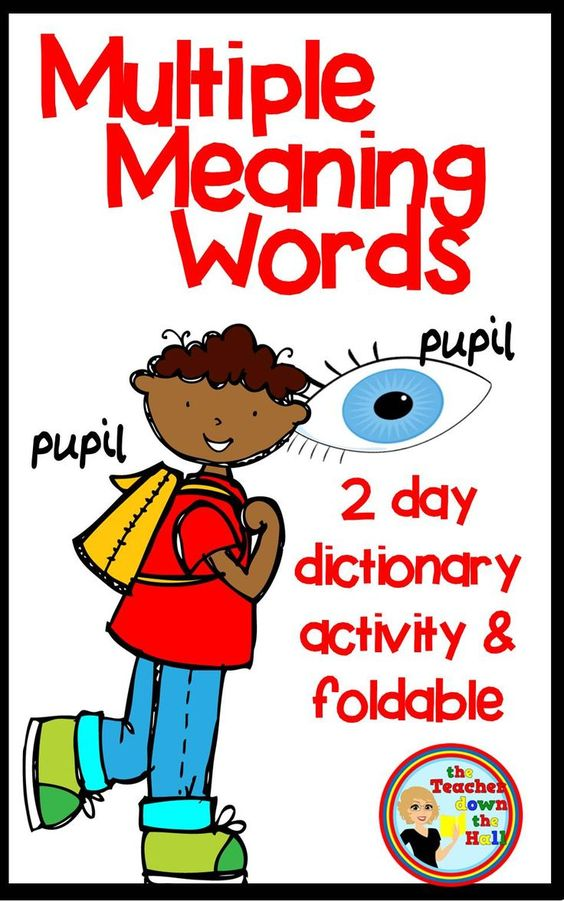 math worksheet : multiple meaning word foldable  multiple meaning words quizes  : Multiple Meaning Words Worksheets 7th Grade