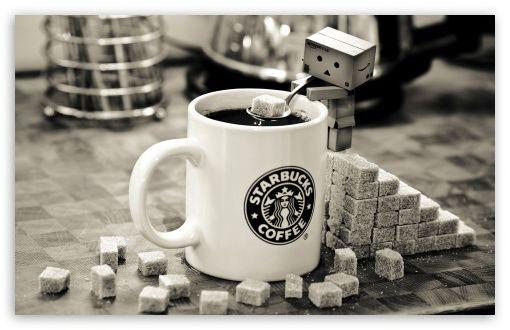 Danbo Starbucks