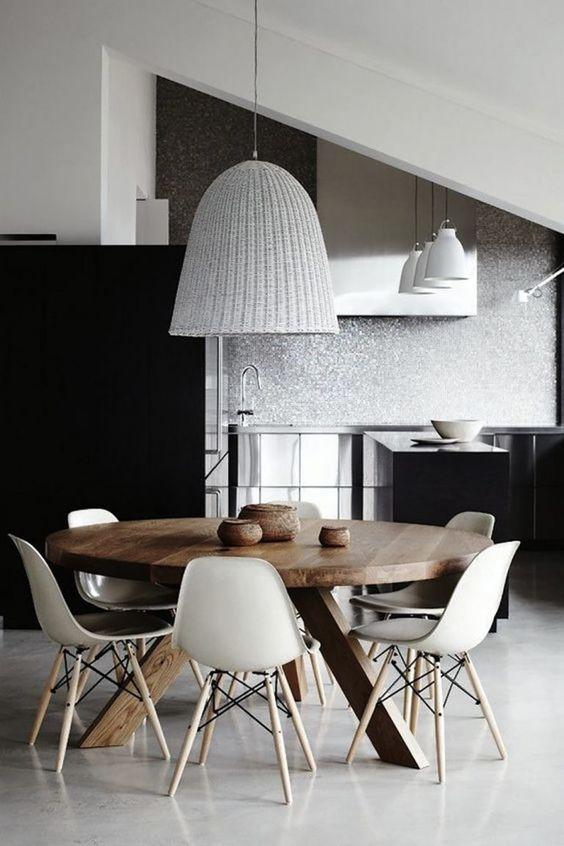 Scandinavian Dining Inspiration 25 Most Decadent Dining Room Designs Momooze In 2020 Modern Dining Room Tables Round Dining Table Modern Dining Room