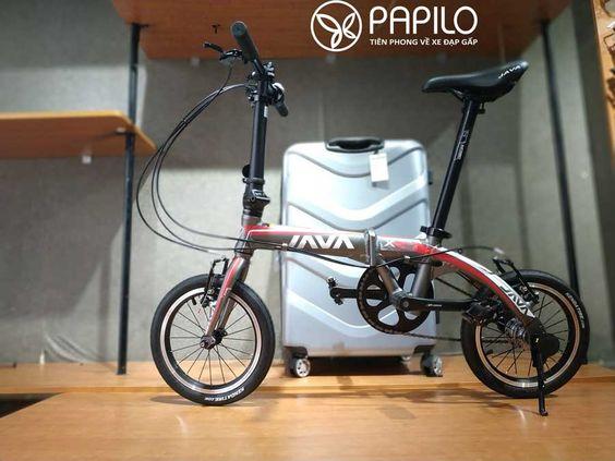 xe đạp gấp cao cấp