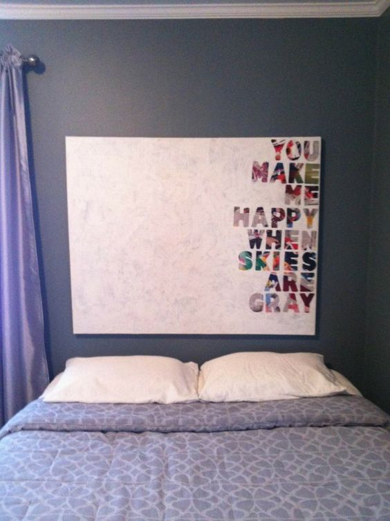 Selbermachen, Himmel and Grau on Pinterest