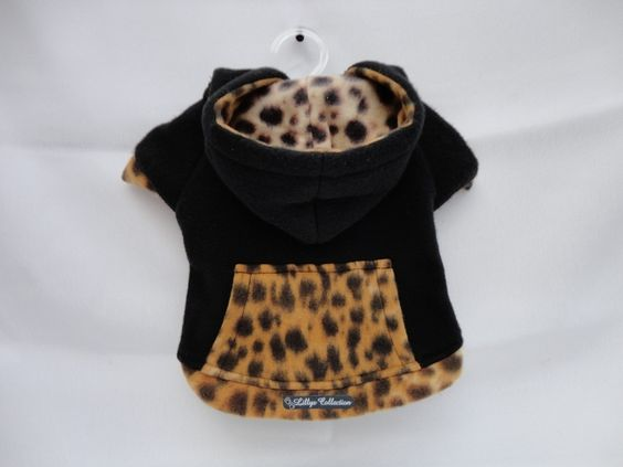 ♥ Super schöne Hunde-Jacke ♥  von Lillys Collection   ♥♥♥ Fashion for Dog ♥♥♥ auf DaWanda.com