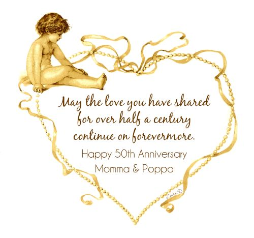 Free 50th Anniversary Quotes