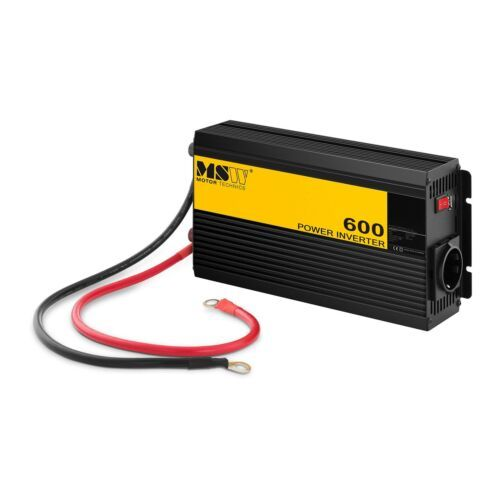 Spannungswandler Sinus-Wechselrichter Ladegerät 12V auf 230 V 1000 W