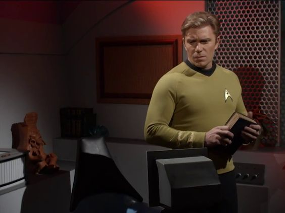 Star Trek Continues: Season 1, Episode 2 Lolani (8 Jan. 2014) Vic Mignogna, Captain James T Kirk