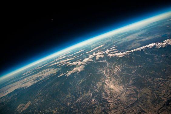 I vincitori dell'Astronomy Photographer of the Year 2014 - Focus.it - da 26 mila metri con un pallone sonda lanciato dal Colorado