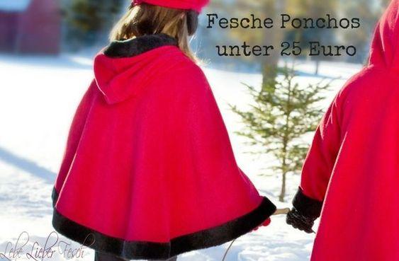 Fesche Ponchos unter 25 Euro - http://lelife.de/2016/12/fesche-ponchos-unter-25-euro/  #Fashion #Poncho #Mode #Kleidung #Schnäppchen #LeLiFe