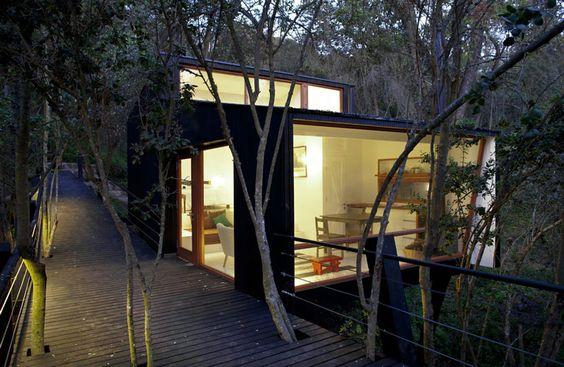 Casa Quebrada by Unarquitectura - #Chile - #architecture