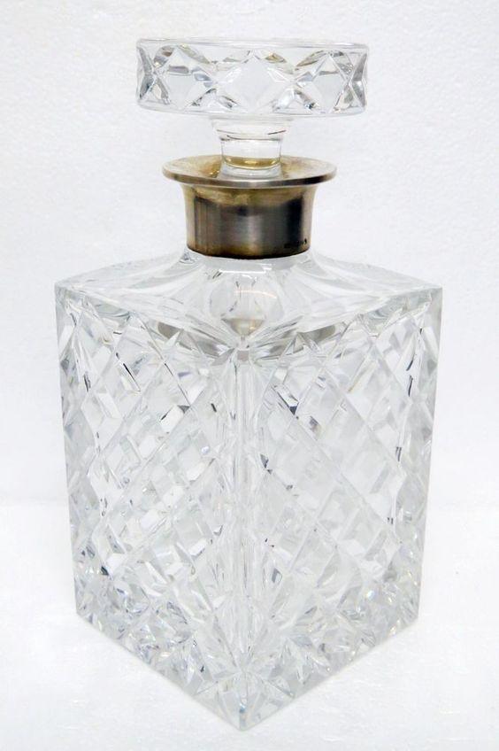 best ideas about karaffe glaskaraffe blei kristall und flasche on pinterest whisky. Black Bedroom Furniture Sets. Home Design Ideas