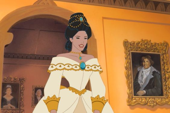 How do I look?  It's called powder. Pocahontas 2 The New World
