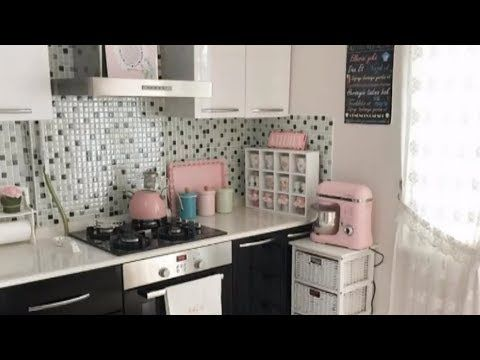 جولة في مطبخ تركي 1 Youtube Kitchen Cabinets Kitchen Home Decor