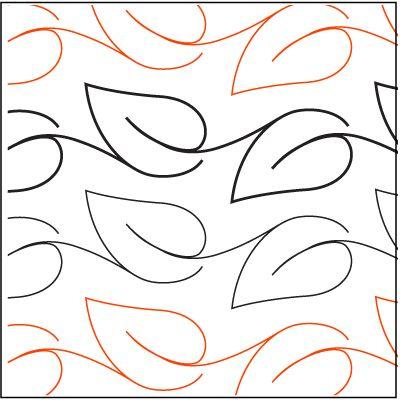 Urban Elementz: Leaf Sashing #1 - FREE