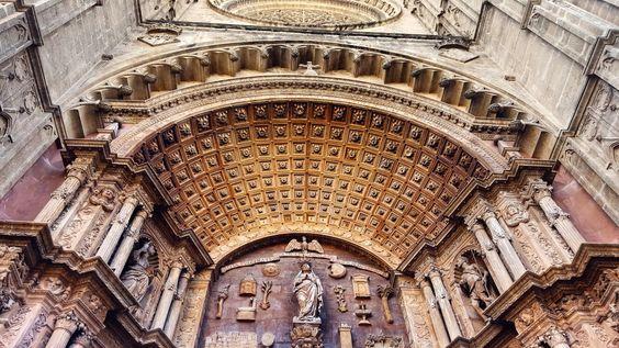 Catedral Palma de Mallorca.