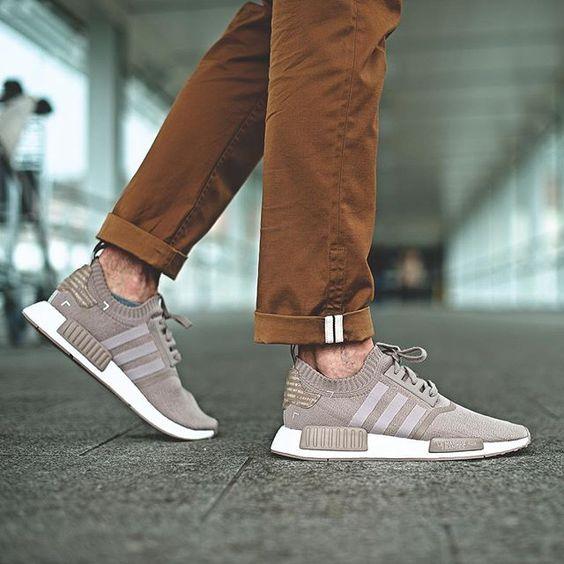 Adidas Nmd Runner Vapour Grey