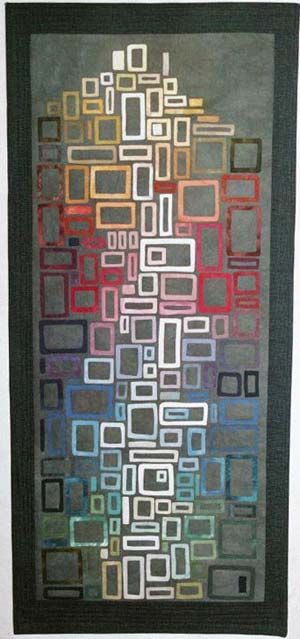 contemporary quilt art | ... contemporary danko is i leading quilt bunca fashion academy art