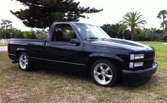 Custom 454 Ss Trucks