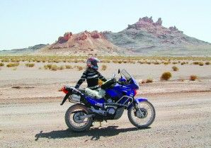 Iran: The Forbidden Country Through a Woman Rider's Eyes