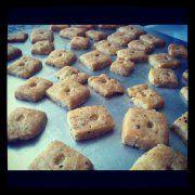 Gluten Free Navy Wife: Gluten Free Cheese Crackers (CHEEZIT!!!)