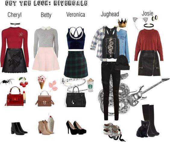 Get the Look: Riverdale