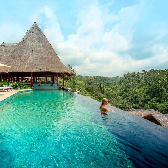 """Viceroy Bali, Luxurious 1 & 2 Bedroon Villa - Ubud,Bali. #theluxurybali #viceroybali www.theluxurybali.com . The Viceroy Bali (@theviceroybali) is a…"""