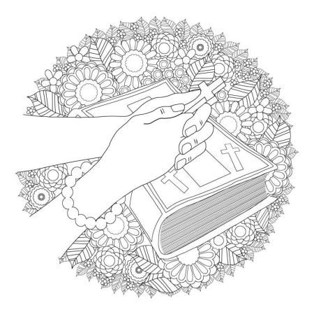 Suzanne Khushi - Religious Coloring Book Bible | Раскраски ...