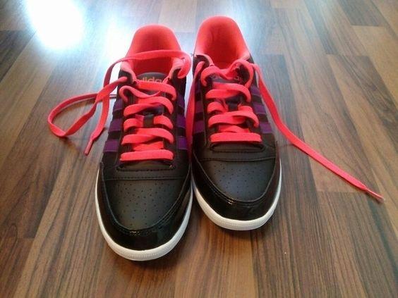 Adidas Neo Schuhe (Gr.38), schwarz