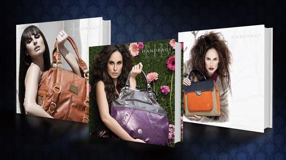 Catálogos de Moda para HB Handbags.