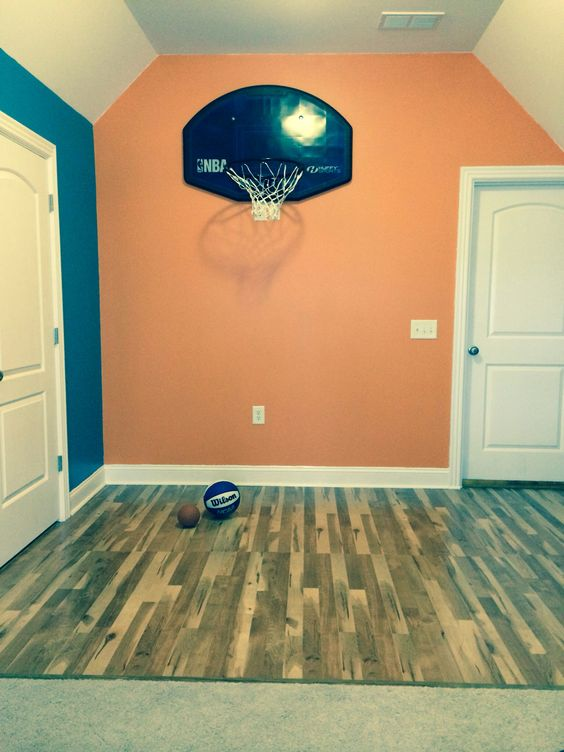 Little Man The Room And Basketball On Pinterest