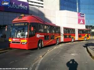Mexico City's Metrobus
