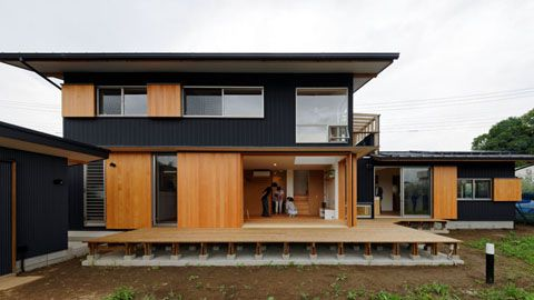 外壁 ホームウェア リフォーム 中古住宅 日本家屋