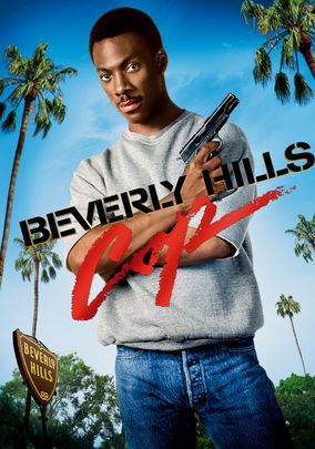 Beverly Hills Cop (1984) great 80's movie, fun and good music too. Eddie Murphy