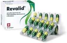 Revalid 90 capsules Hair Loss (Regrowth Treamnent) Alopecia Swiss Made