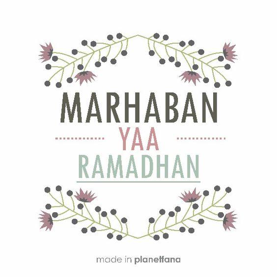 Ucapan selamat ramadhan diunggah oleh Messayu Putri