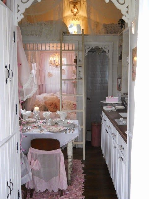 Cottage Living, Small Spaces And Shabby Chic On Pinterest