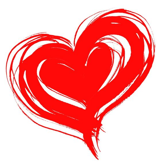red heart - Google Search