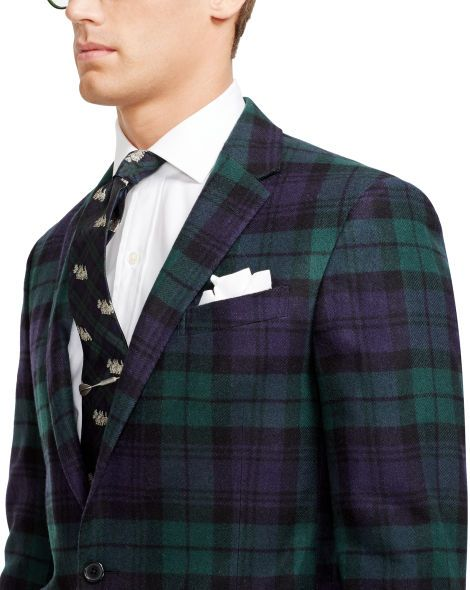 Products \u0026middot; Polo I Blackwatch Sport Coat - Polo Ralph Lauren Sport Coats - RalphLauren.com