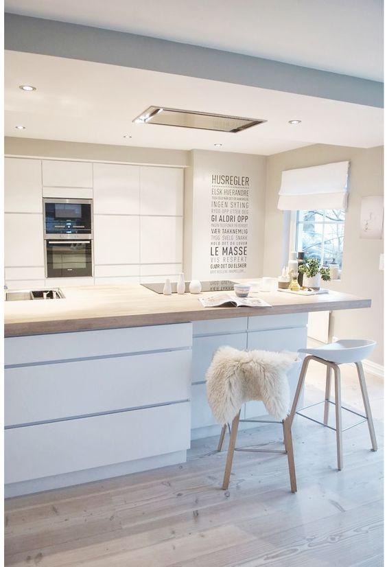 Mellaah.nl | Beauty, Fashion & Persoonlijke blog.: Interieur inspiratie | Barkrukken voor in de keuken