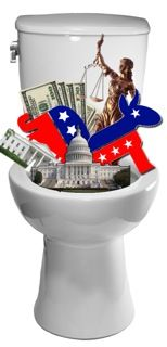 Let's Flush The Toilet  www.LetsFlushTheToilet.com