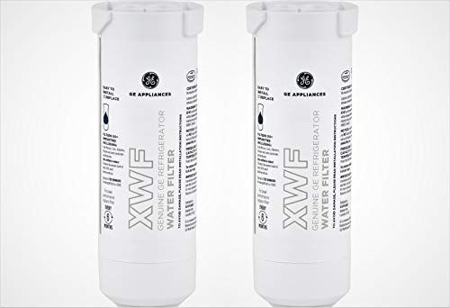 Ge Xwf Refrigerator Water Filter 2 Pack All4hiking Com Refrigerator Water Filter Water Filter Filters