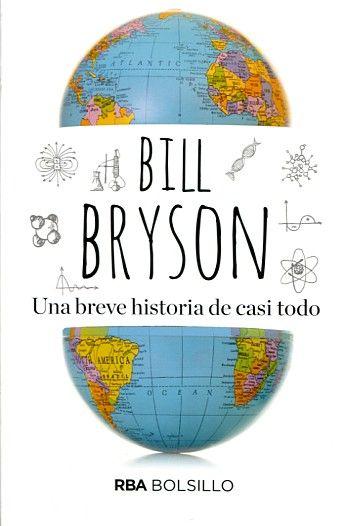 una breve historia de casi todo bill bryson pdf - Búsqueda de Google