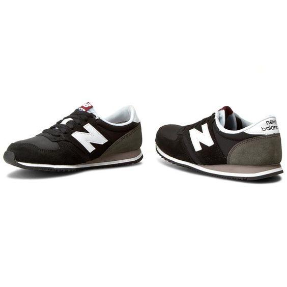 Sneakersy NEW BALANCE - Classics U420CBW Czarny
